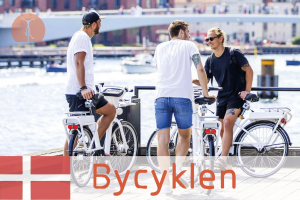 #27 Bycyklen – Bike sharing scheme for city commuting