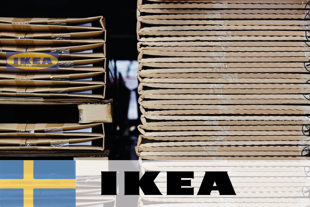 #14 IKEA – Improved recyclability of packaging - CIRCit Nord