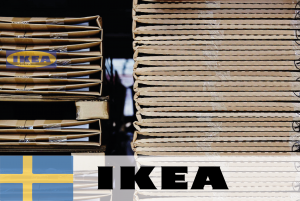 #14 IKEA – Improved recyclability of packaging