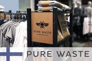 #34 Pure Waste Textiles – Reusing fibre waste from manufacturing
