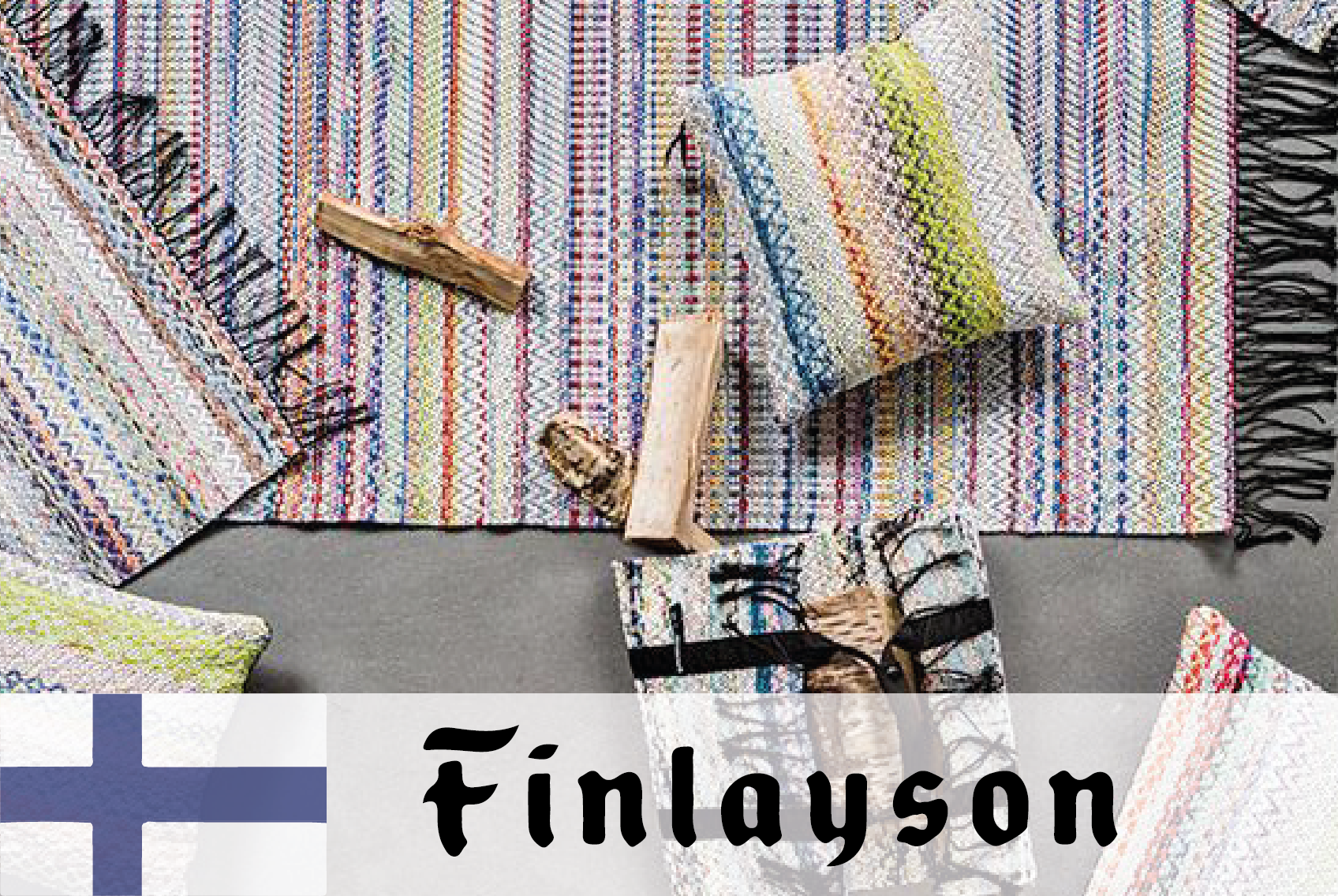 #11 Finlayson – From end-of-life bed sheets to designer rugs - CIRCit Nord
