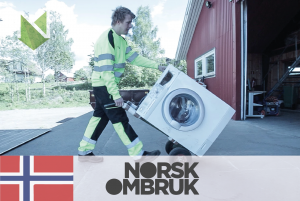 #8 Norsk Ombruk – Repair for longer appliance life
