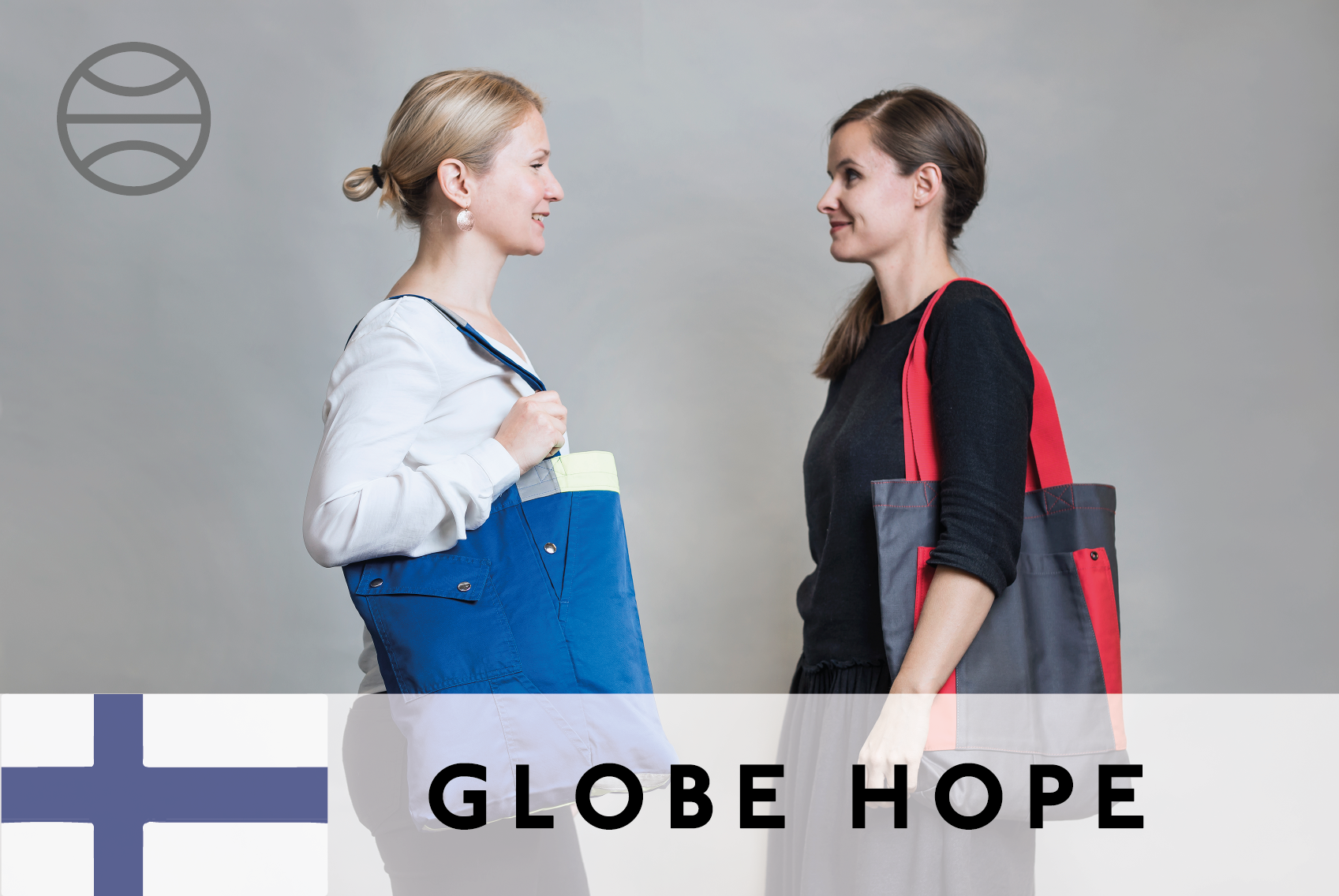 #24 Globe Hope – Raw materials upcycled into new items - CIRCit Nord