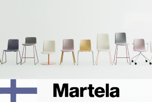#21 Martela – Furniture for multiple cycles