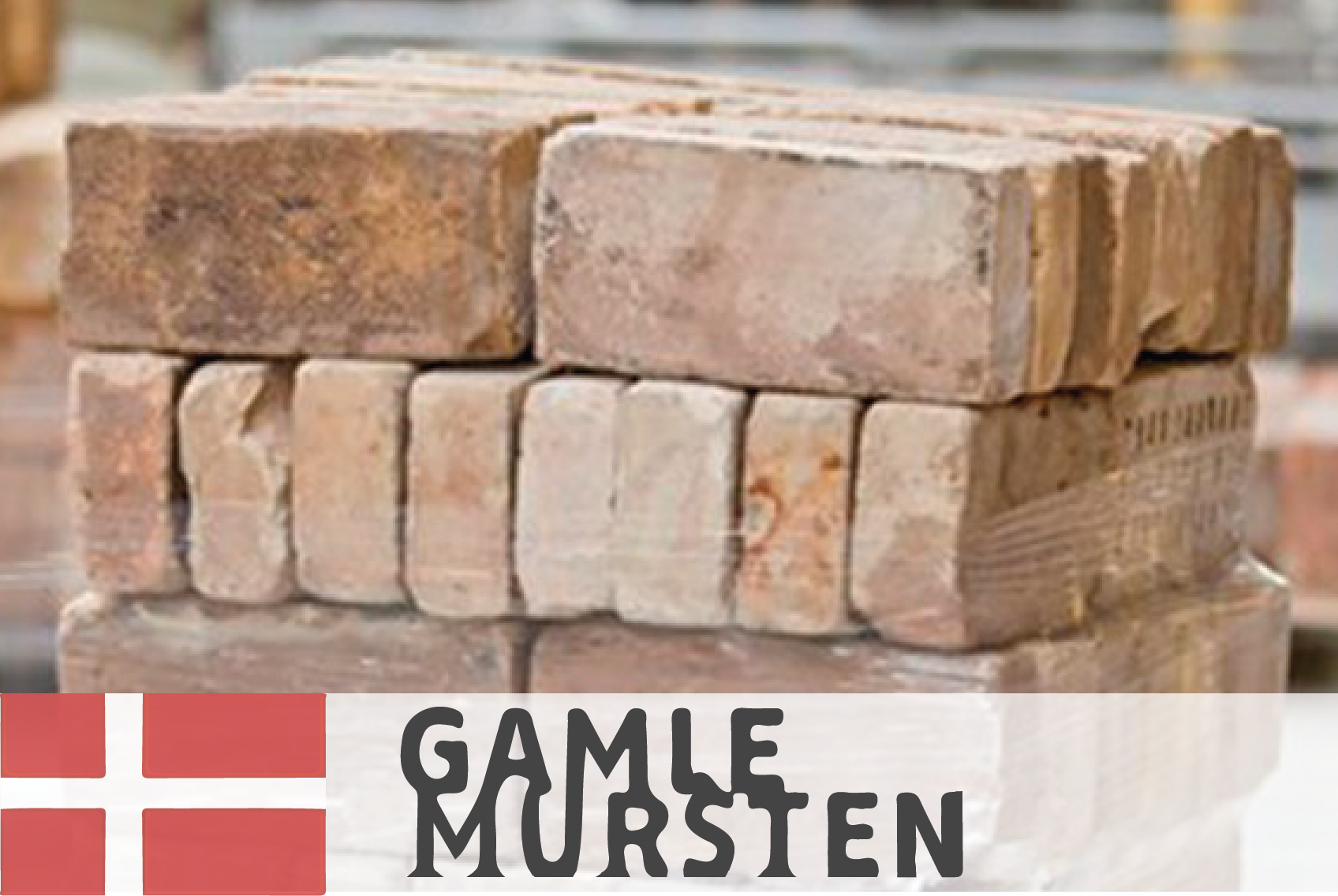 #1 Gamle Mursten - Collecting, cleaning and re-selling used bricks - CIRCit Nord
