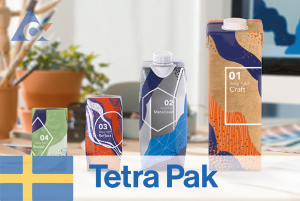 #29 Tetra Pak Rex – A beverage carton from 100% renewables