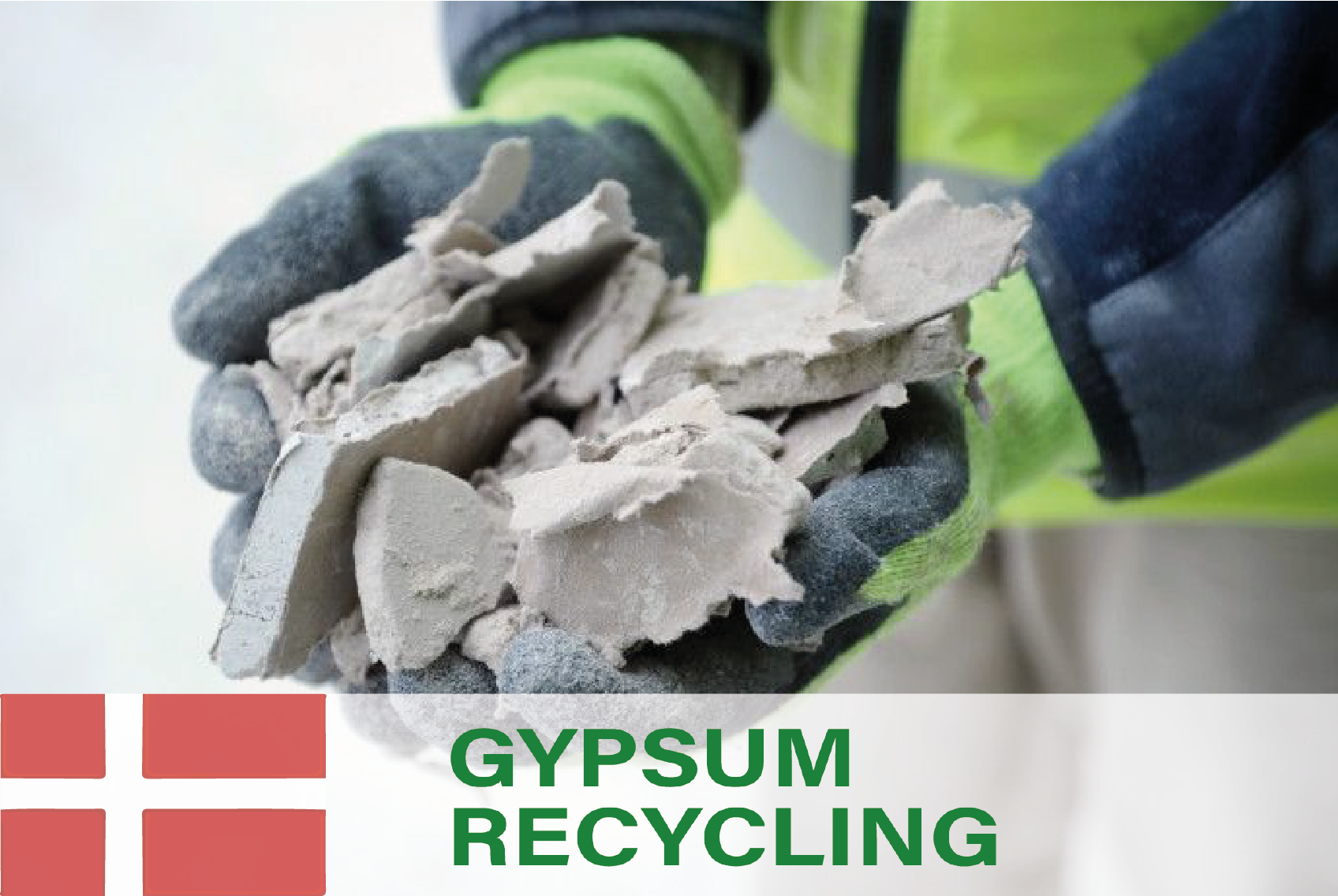 #25 Gypsum Recycling – Recycling factories-on-wheels - CIRCit Nord