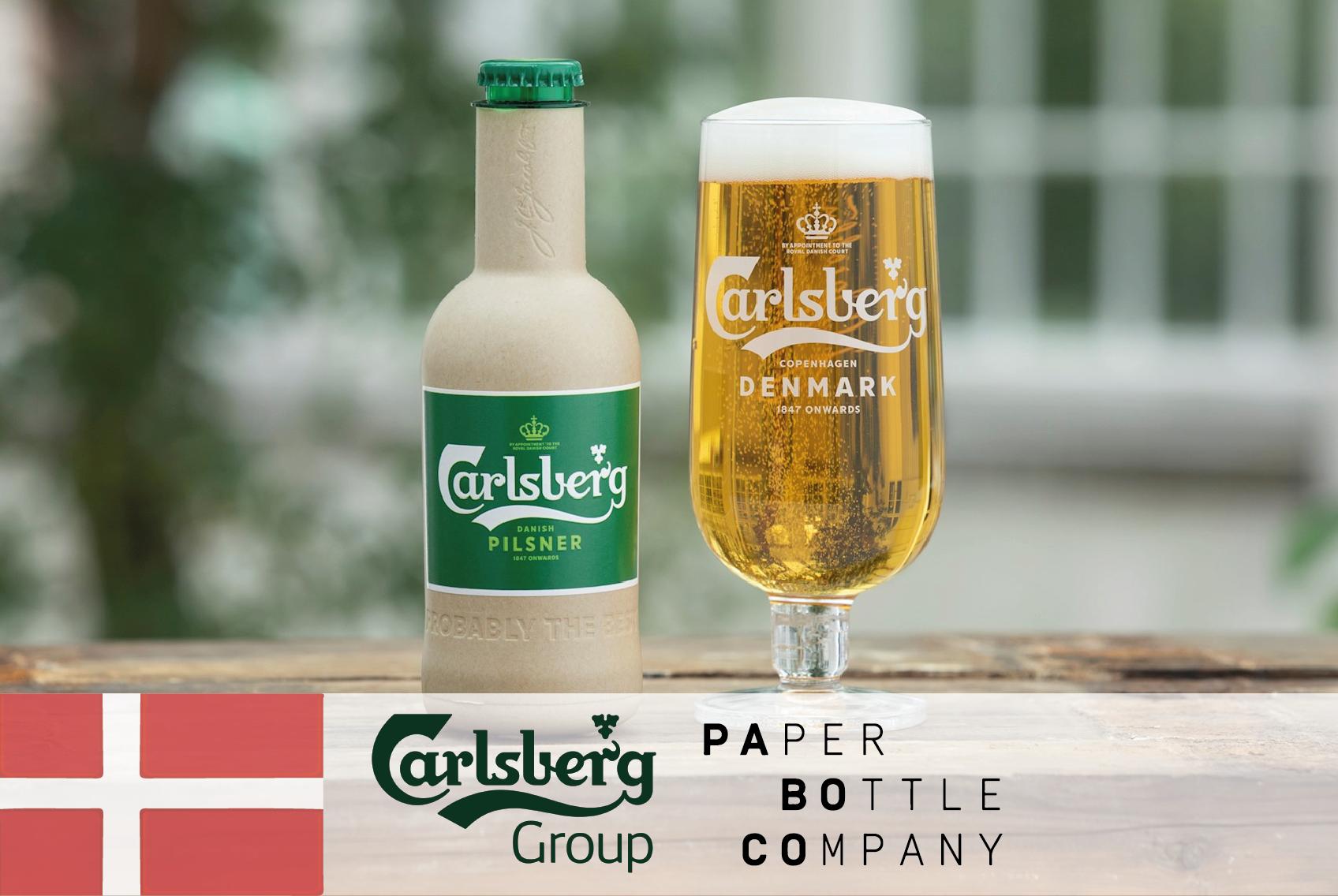 #47 Carlsberg & Paboco – Bottles from bio-based fibre - CIRCit Nord