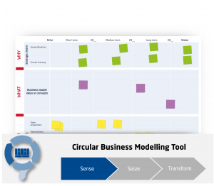 Circular Economy Business Model Innovation Roadmap