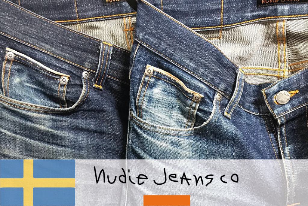 #46 Nudie Jeans - Extending the life of jeans through repair - CIRCit Nord