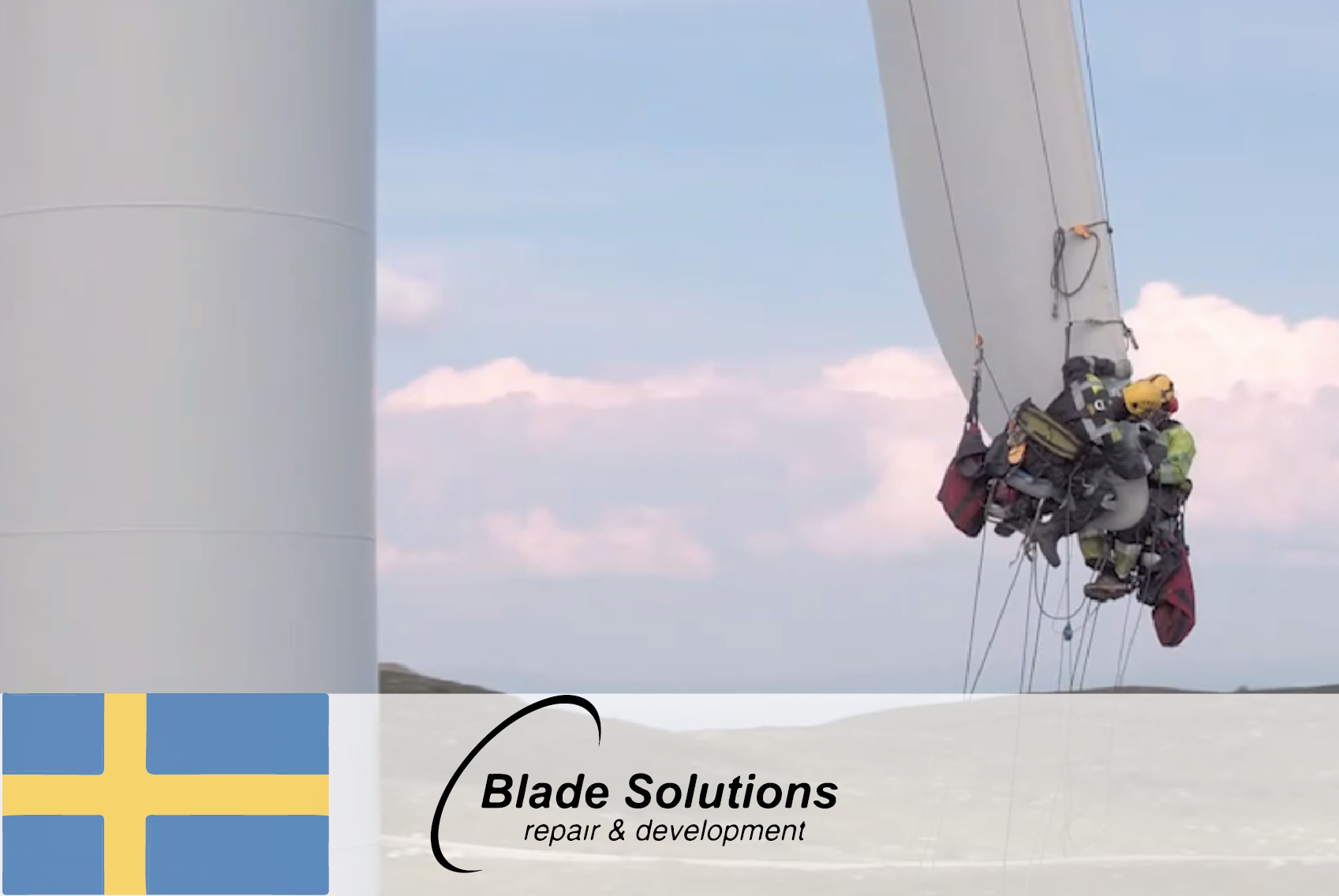 #63 Blade Solutions - prolong the lifetime of wind turbines - CIRCit Nord
