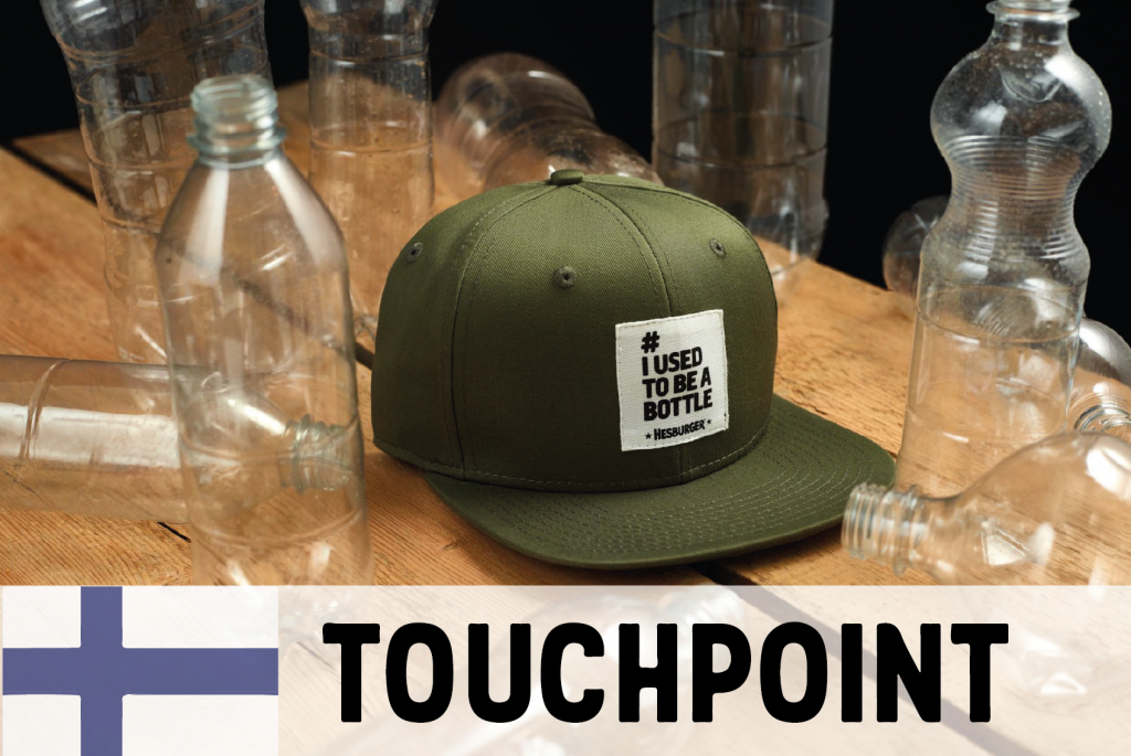 #56 Touchpoint - functional workwear from recycled materials - CIRCit Nord