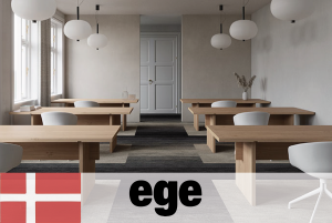 #60 Ege Carpets – Carpets from recycled materials