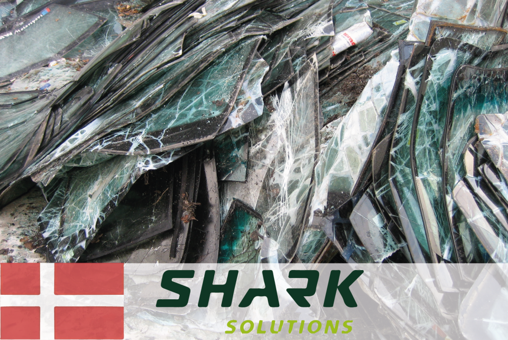 #64 Shark Solutions - Recycling of PVB polymer from windshields - CIRCit Nord