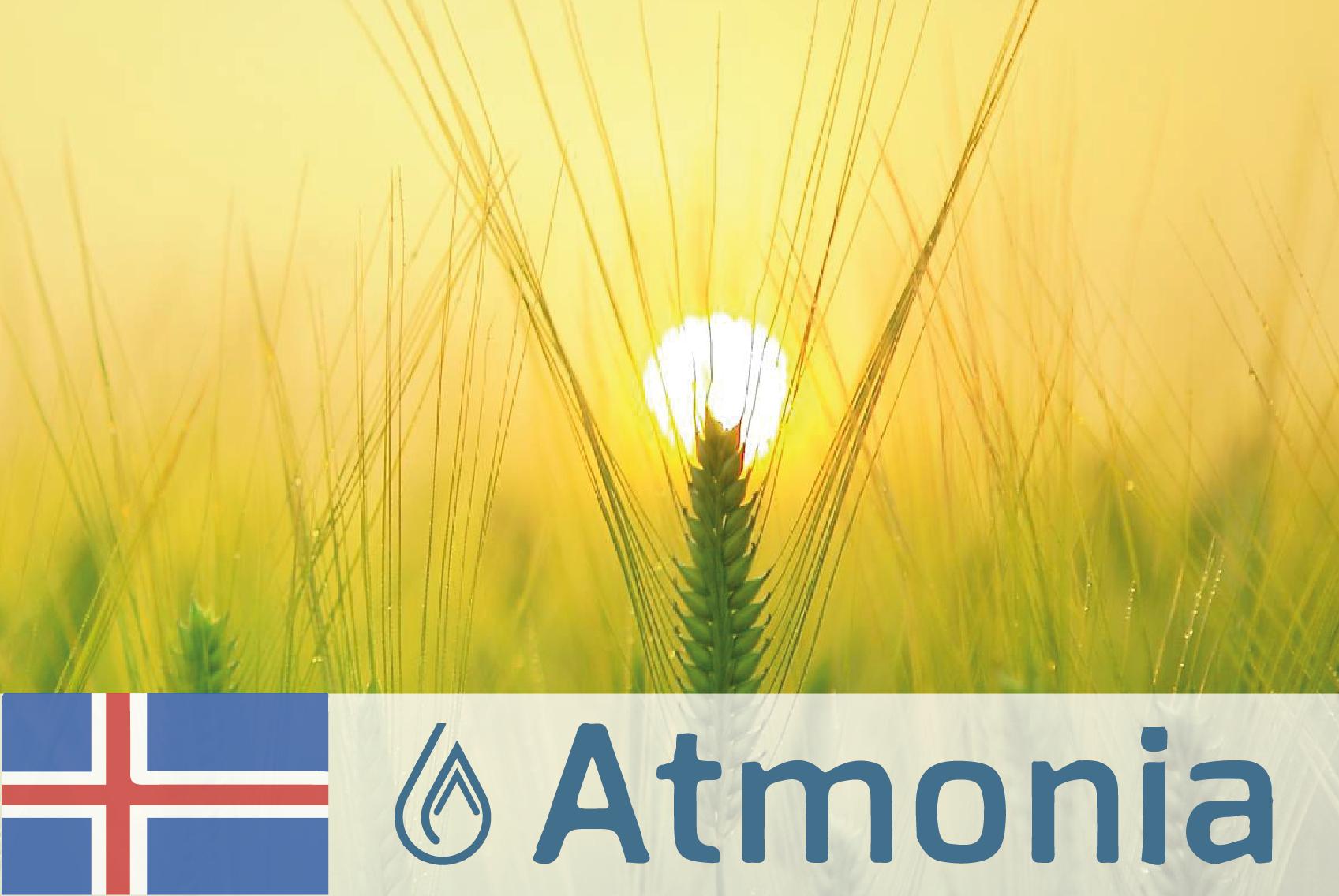 #65 Atmonia - Carbon-free ammonia fertilizers - CIRCit Nord
