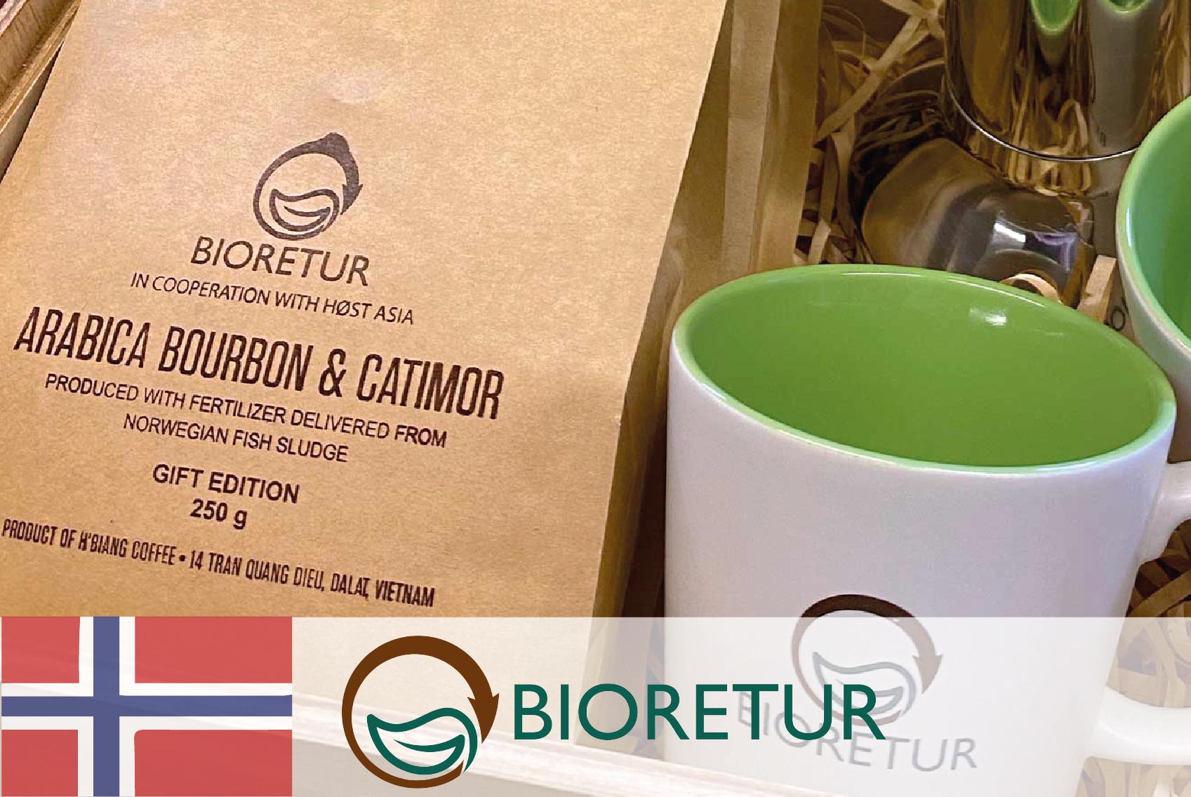 #57 Bioretur AS - Converting waste from fish farming into fertiliser - CIRCit Nord