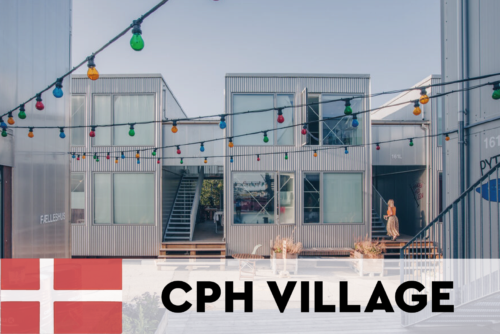 #58 CPH Village – From shipping containers to livable communities - CIRCit Nord