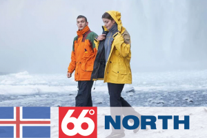 #67 66°North  –  Versatile and long-lasting outdoor wear