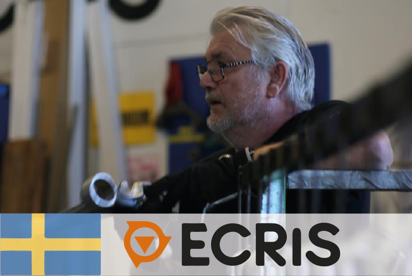 #69 ECRIS AB – Resource efficient automotive component remanufacturing - CIRCit Nord