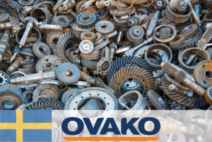 #68 Ovako – Making high quality steel from steel scrap