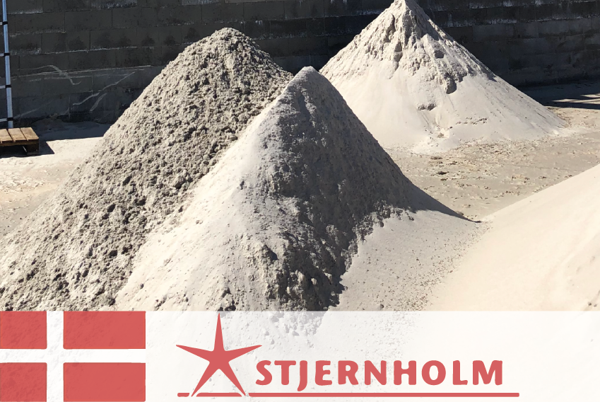 #79 Stjernholm - Sand washer allows for reusing sand and manure for biogas - CIRCit Nord