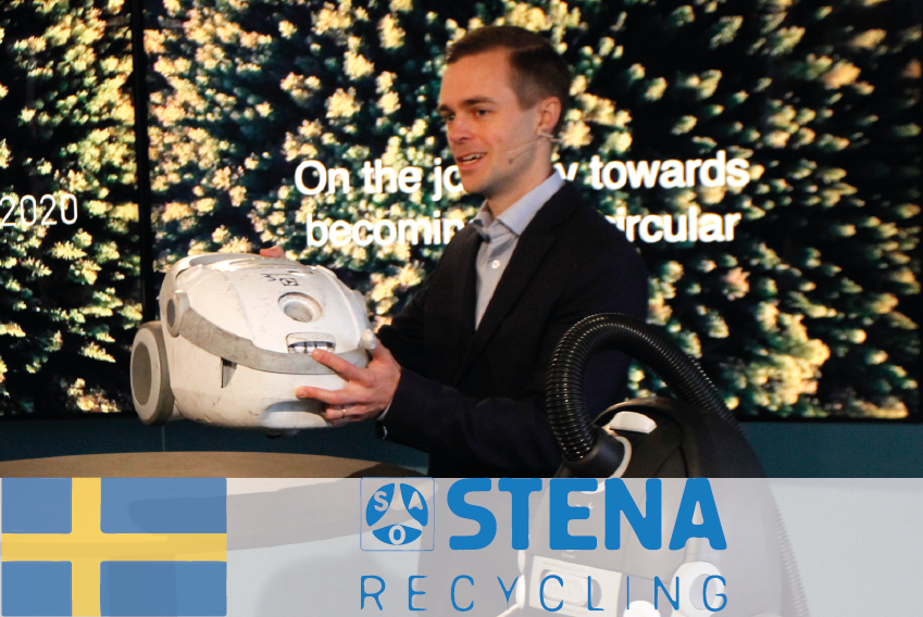 #71 Stena Recycling - Circular Initiative for industrial collaboration - CIRCit Nord