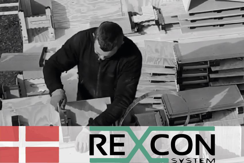 #77 Rexcon System - Modular and circular building blocks - CIRCit Nord